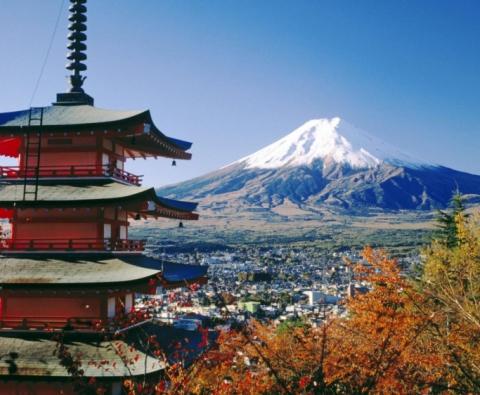Du lịch Nhật Bản Tokyo - Núi Phú Sỹ - Hồ Kawaguchi - Kyoto - Osaka