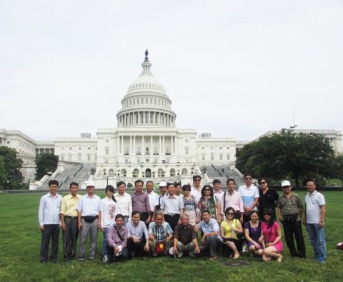 Du lịch Mỹ Bờ Đông - Tây Hoa Kỳ thăm thân