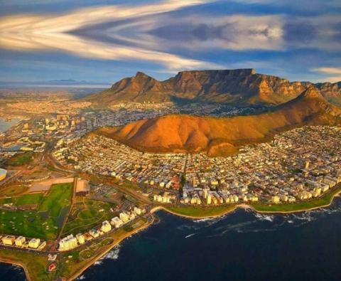 Du lịch Nam Phi Sài Gòn - Pretoria - Cape Town