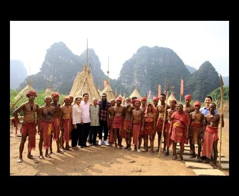 Tour ghép Bái Đính Tràng An - Kong Island  1 ngày